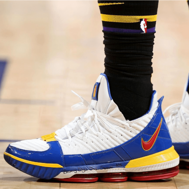 fc78ec3ca3f37 Which player had the best Christmas Day sneakers in the NBA