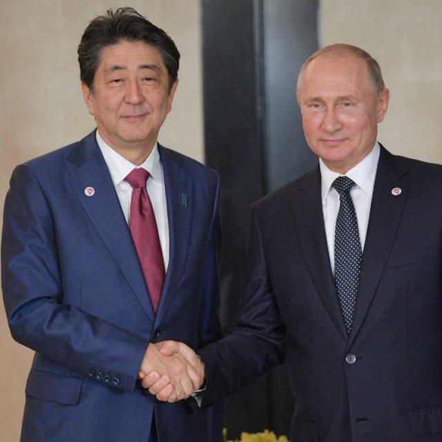 露日関係: 平和条約締結を目指す新しいアプローチ