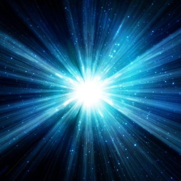 Light: symbol of insight and creation