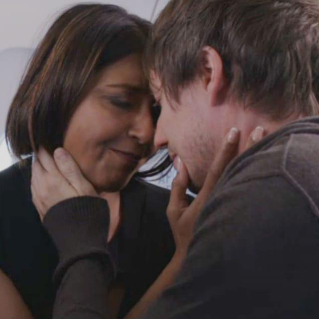 Jamie Davis as Max Walker - Casualty