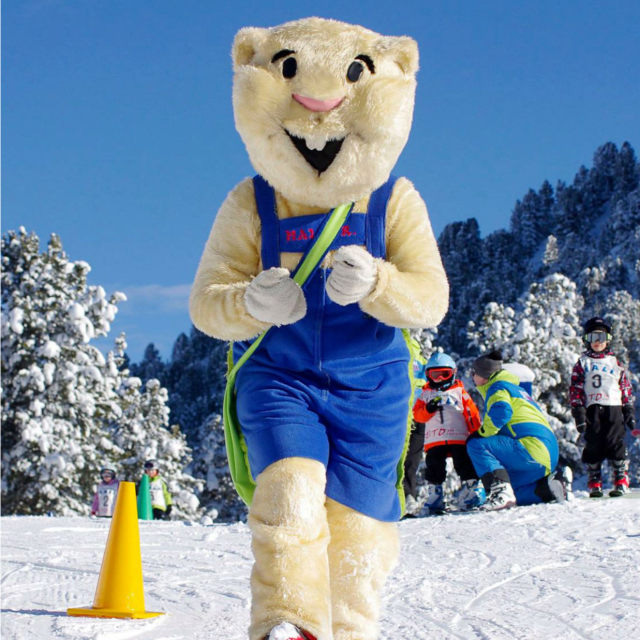 Mali Junior - Skischule Mali Oetz in Tirol