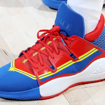 58dc720401236 Which player had the best sneakers of Week 22 in the NBA