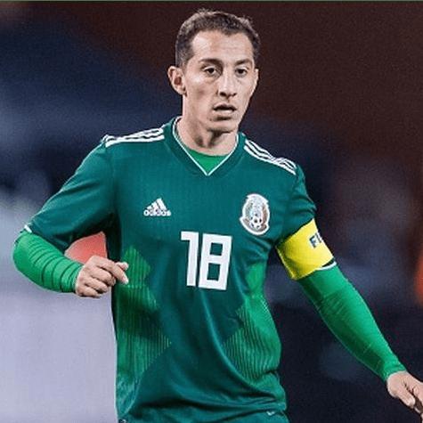 f22bbfb264fe7 Selección Mexicana  La selección mexicana presenta la nueva playera ...
