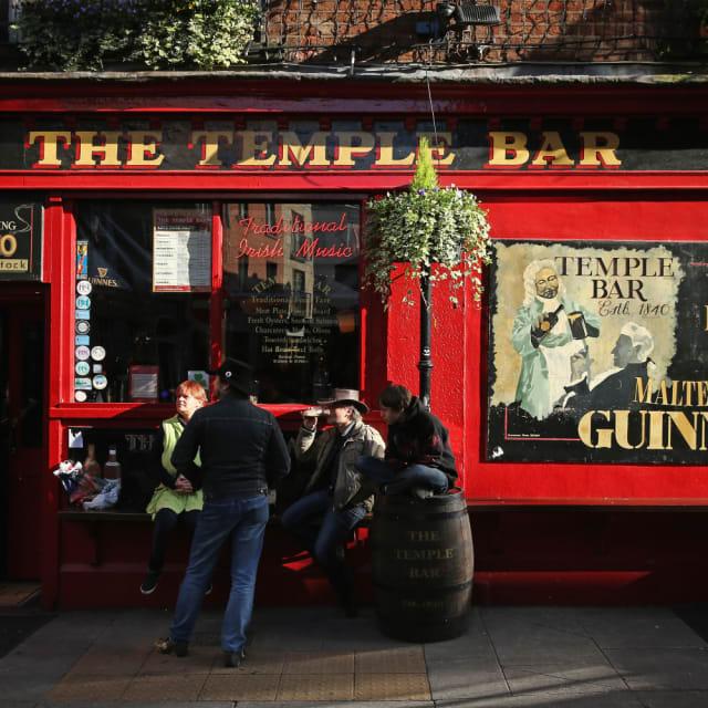 The Temple Bar, Dublin