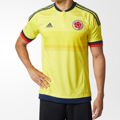 3d9916d898c98 Selección Colombia  ¿Cuál es la camiseta más bonita que ha tenido la ...