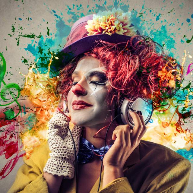 Clowns? I love clowns!