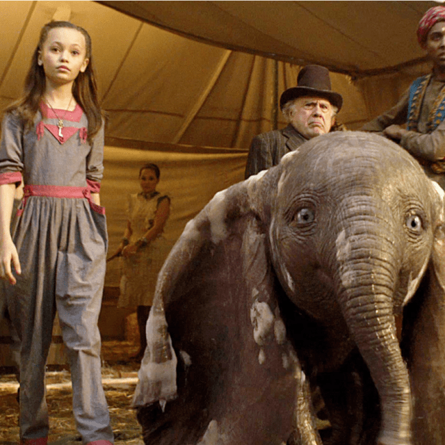 """Maybe """"running away"""", yes. But the circus?"""