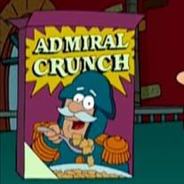Admiral Crunch