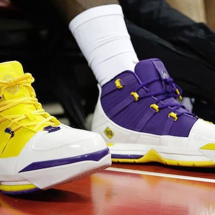 f91b8eb24e361 Which player had the best sneakers at summer league?