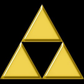 Assembled Tri-force