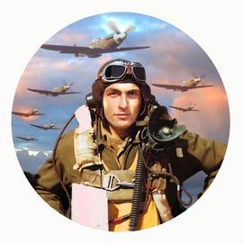 Licensed pilot