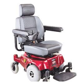 Motorized chair