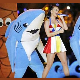 KP's LEFT shark