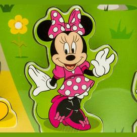 "Floral ""Minnie"""
