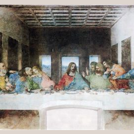 """""""The Last Supper"""""""