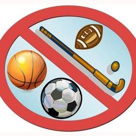 I hate sports.