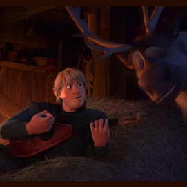 Special Song from Kristoff!