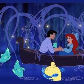 Romantic Rowboat!