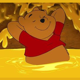 Pooh (He's totally a hero, deal with it)