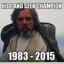 Hide & Seek Champion 1983-2015.