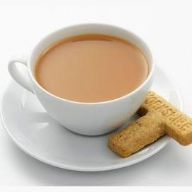 The complimentary tea is fine!