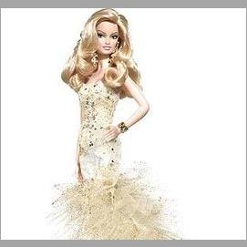 Golden Barbie