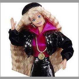 Rapper Barbie