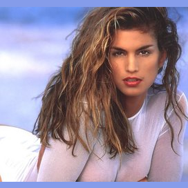 Cindy Crawford, Pepsi, totally inappropriate