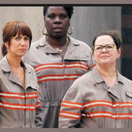 The New Female Ghostbusters