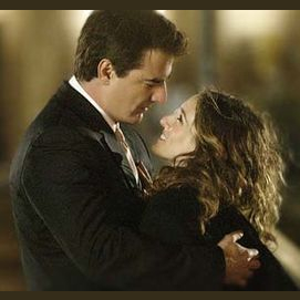 Mr. Big and Carrie