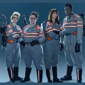 The Ghostbusters reboot
