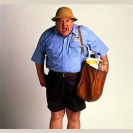 A mailman