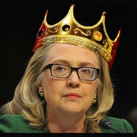 A female president