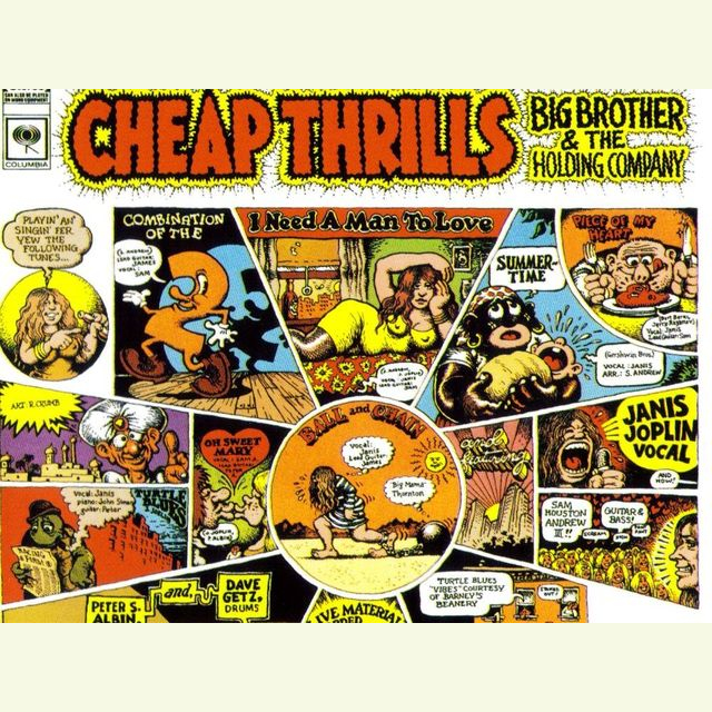 Cheap Thrills (1968)