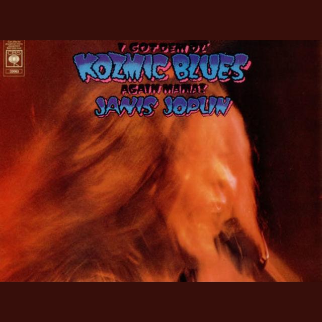 I Got Dem Ol' Cosmic Blues Again Mama (1969)