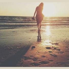 Go for a walk on the beach.