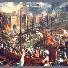 The Sack of Constantinople