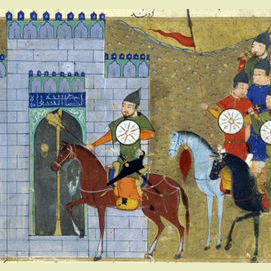 The Mongol Invasions