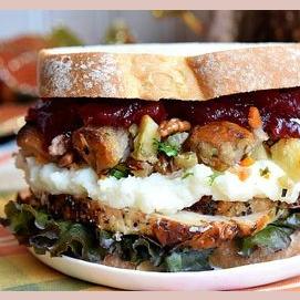 In A Sandwich