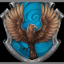 Ravenclaw (Yay)