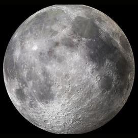 Sam on the moon