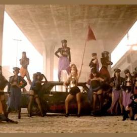 "Beyonce ""Run the World (Girls)"""