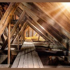 Quiet attic