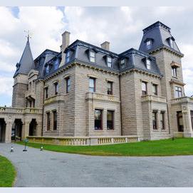 A huge mansion