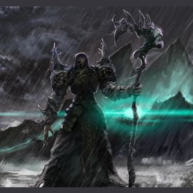 Mage; you prefer to stand in the back, and cast spells that deal damage along with debuffing magic. You specialize the elemental spells along with dark magic that uses hexes to weaken the enemy attributes.
