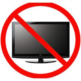 I don't watch TV, really