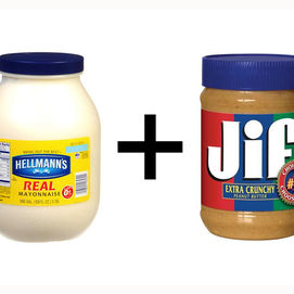 Peanut Butter and Mayonnaise