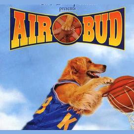 "Bud in the original ""Air Bud"""