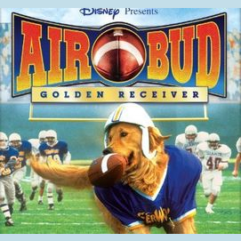 """Bud in """"Air Bud Golden Receiver"""""""