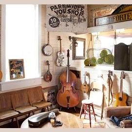 Un endroit où tu peux exercer ton amour de la musique